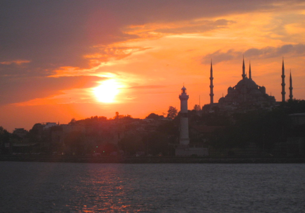 Istanbul Food Tour - Sunser