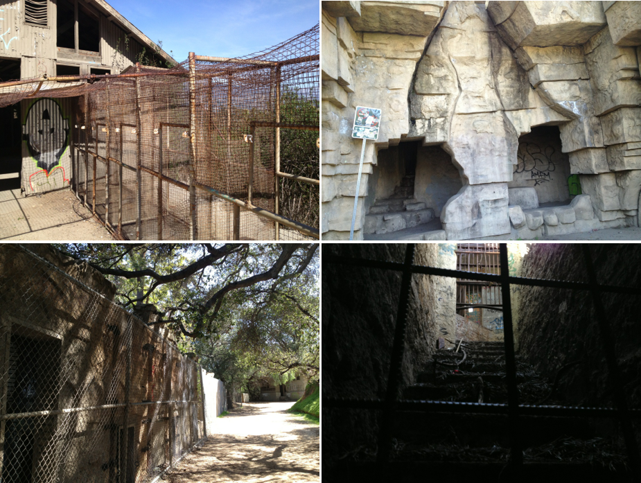 LA Abandoned Zoo | Old LA Zoo Griffith Park