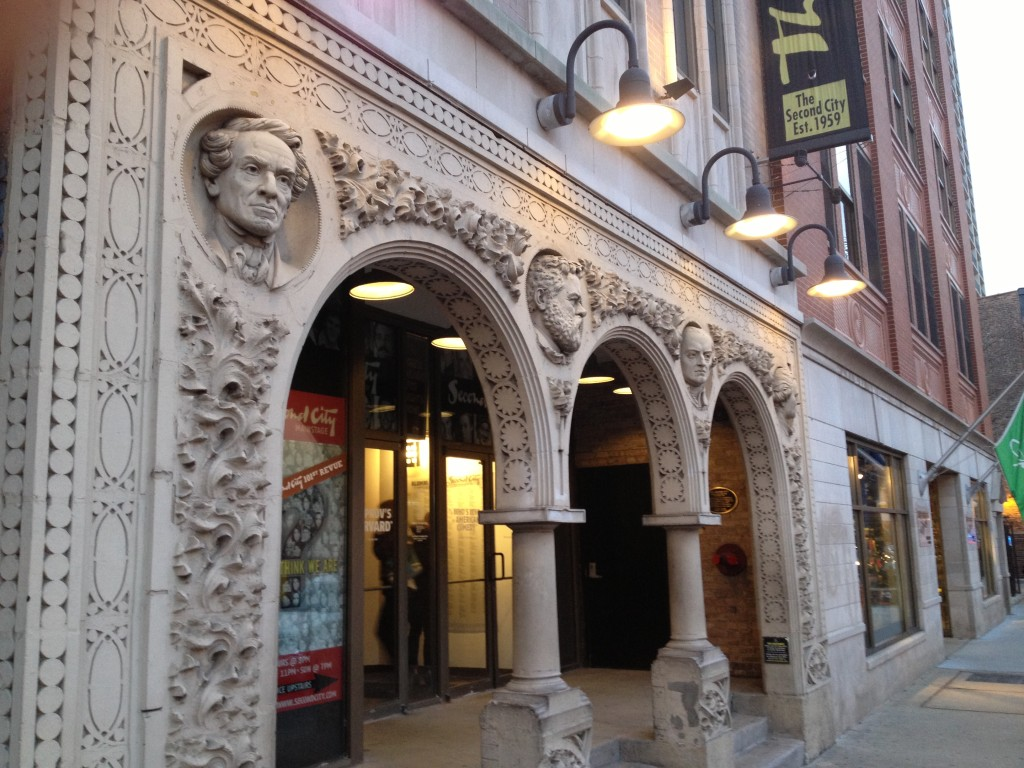 things to do in Chicago at night - The Second City Improv Comedy
