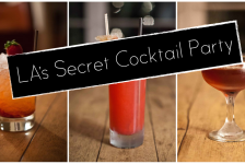 LA's Secret Cocktail Party