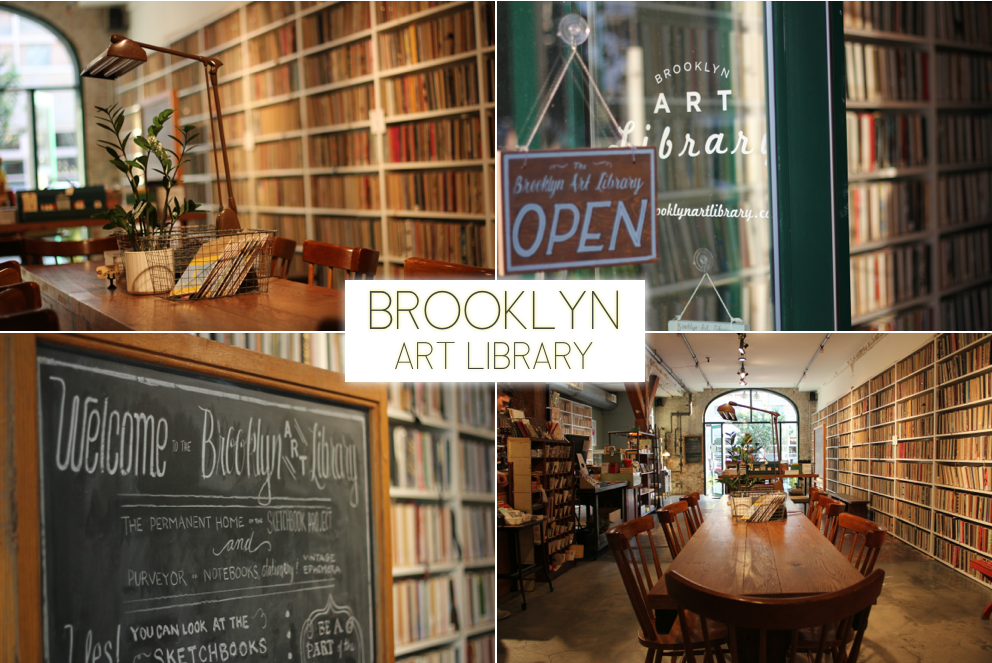 Things to do in Williamsburg Brooklyn | BROOKLYN ART LIBRARY | Trevor Morrow Travel