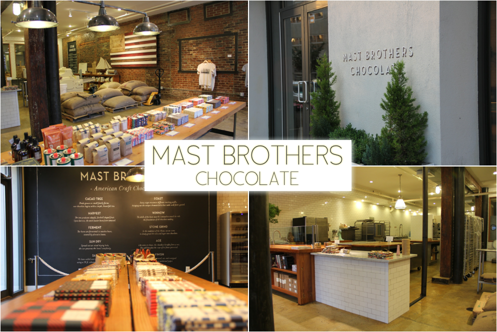 Things to do in Williamsburg Brooklyn | MAST BROTHERS CHOCOLATE  | Trevor Morrow Travel