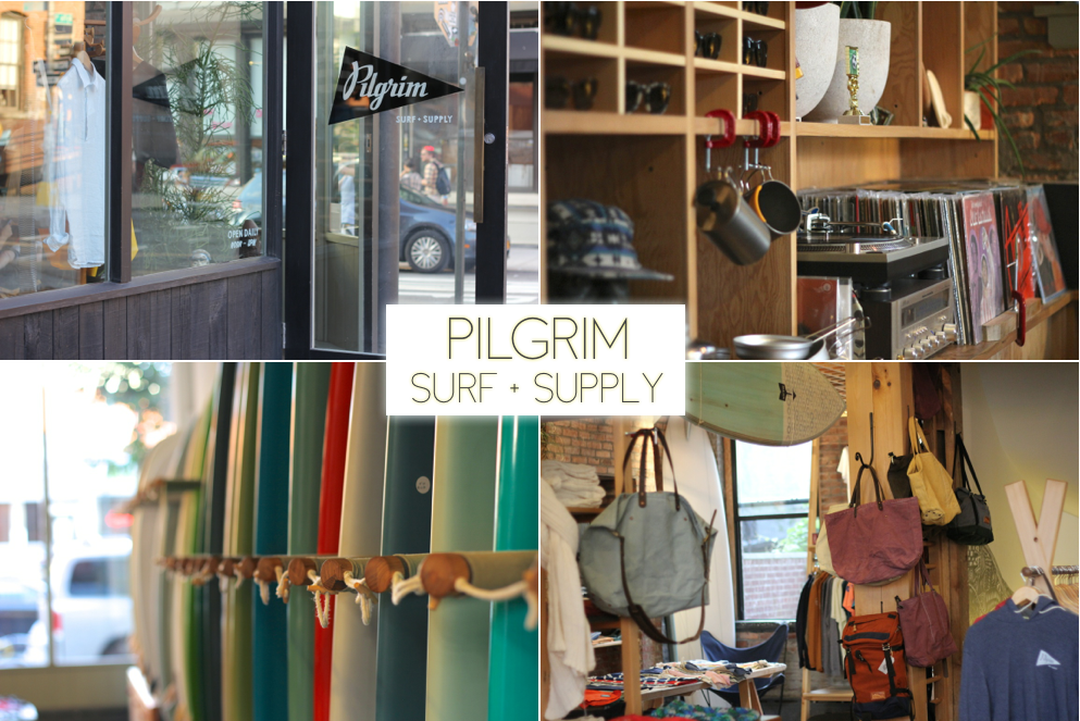 Things to do in Williamsburg Brooklyn | PILGRIM SURF + SUPPLY | Trevor Morrow Travel