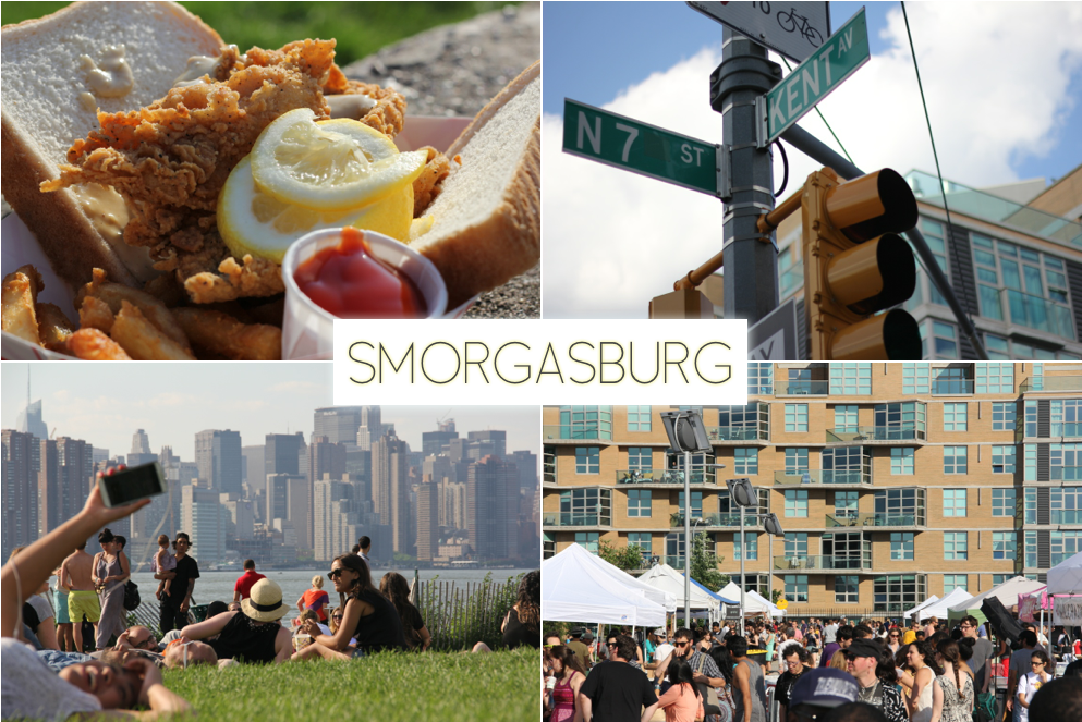 Things to do in Williamsburg Brooklyn | Smorgesburg | Trevor Morrow Travel