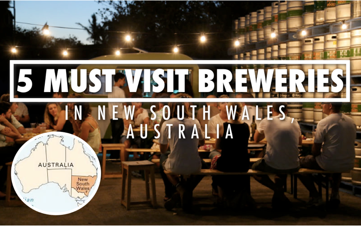 Breweries in New South Wales | Best Breweries in Australia | Best Breweries in New South Wales | Best Breweries in Sydney