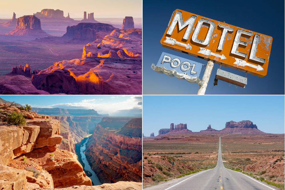 The Roadery - Motorcycle Tours of the American West