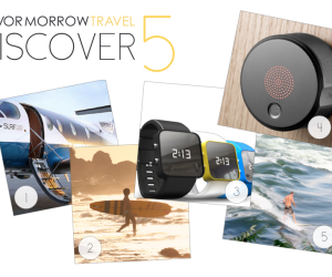 Trevor Morrow Travel Discover 5 featuring Surf Air