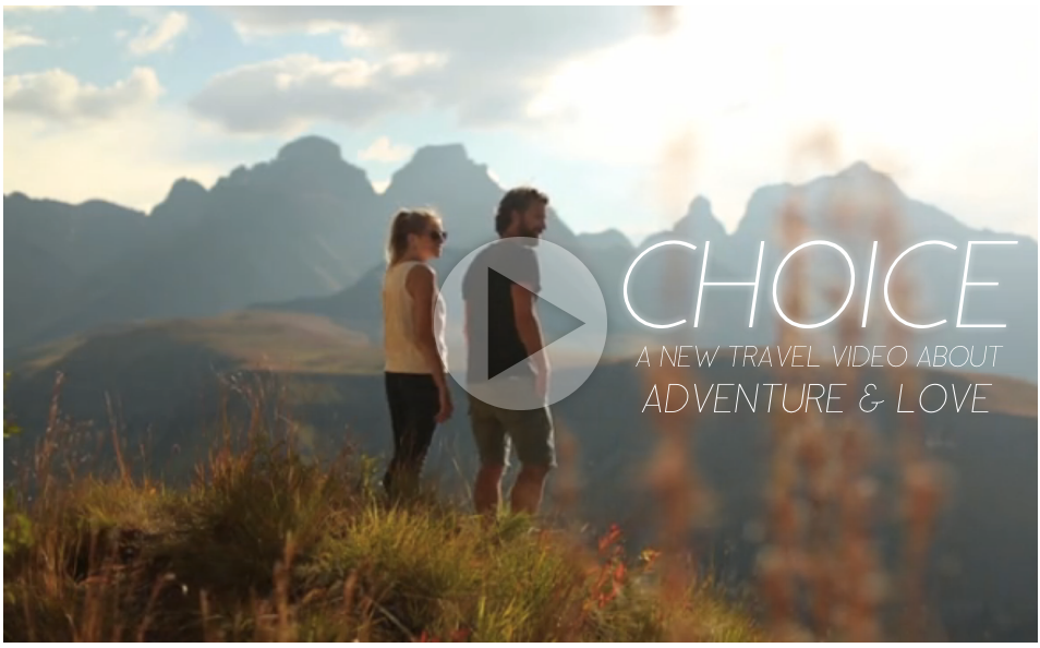 Romantic Travel Video - Choice