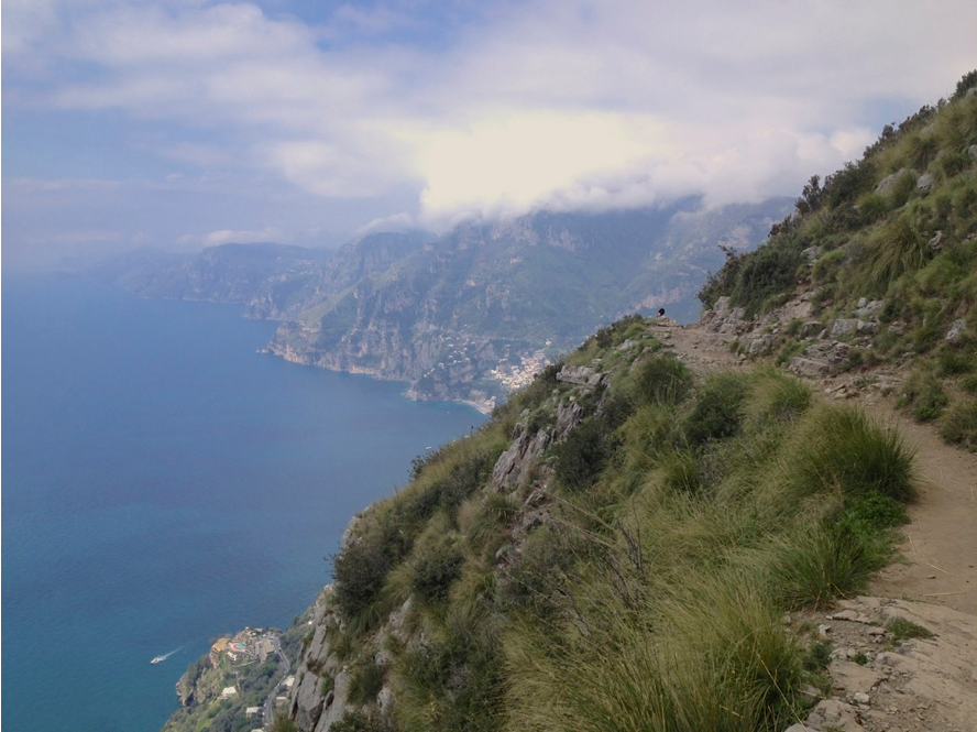 The Path of the Gods Amalfi Coast Positano | Trevor Morrow Travel