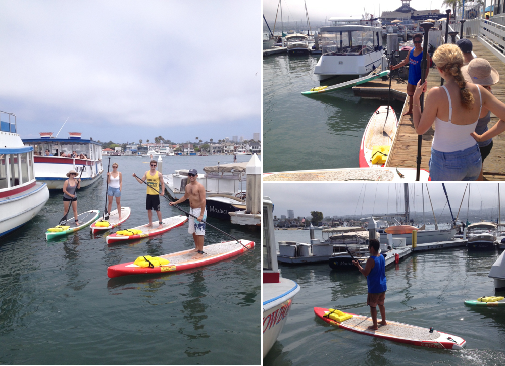 Things to do in Newport Beach - Balboa Water Sports - Trevor Morrow Travel