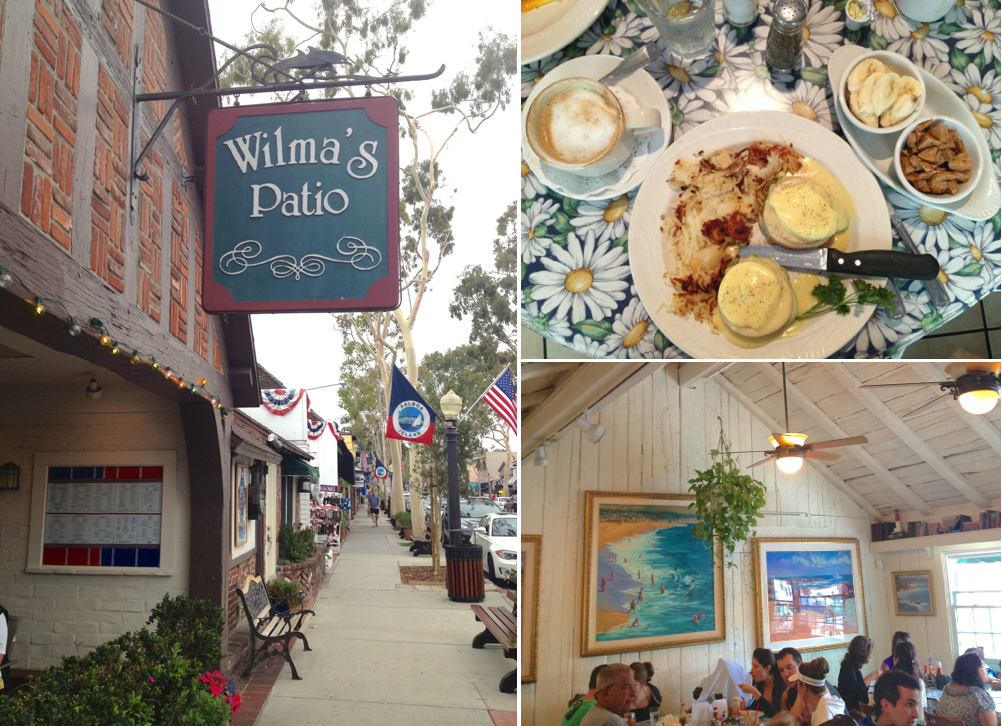 Things to do in Newport Beach - Wilma's Patio - Trevor Morrow Travel