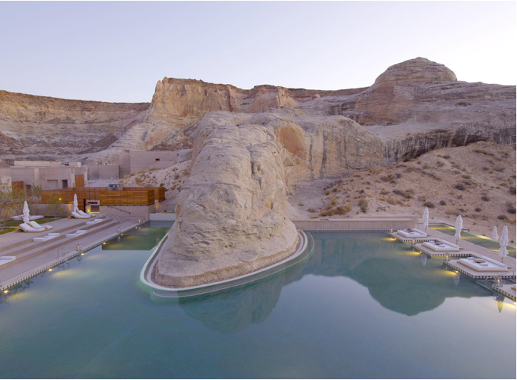 Best Desert Resorts in the World | Amangiri | Trevor Morrow Travel