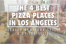 LA's Best pizza