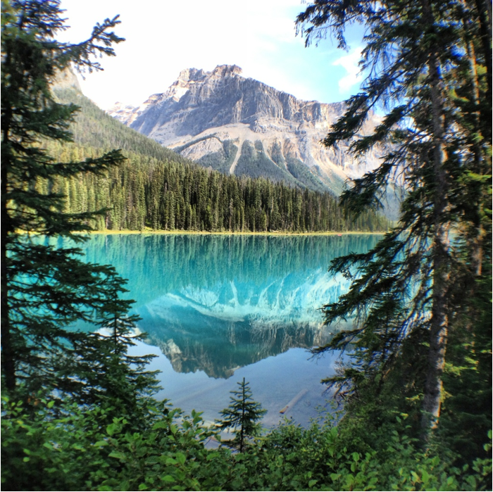Emerald Lake Yoho National Park Golden, British Columbia, Photos