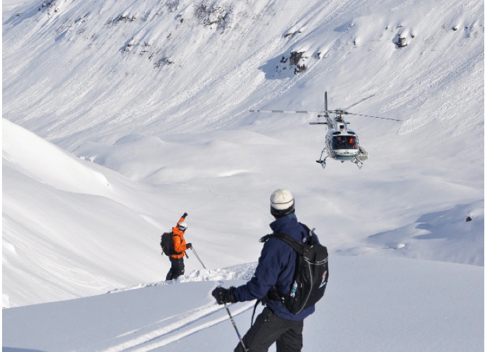 Heli Skiing Alaska | Tordrillo Mountain Lodge Alaska