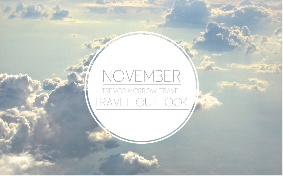 November Travel Outlook