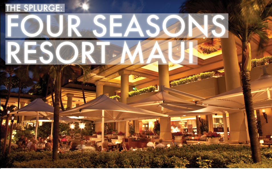 Four Seasons Maui, hotel review on Trevor Morrow Travel