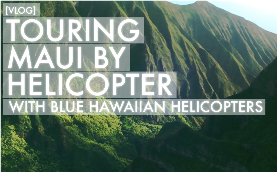Blue Hawaiian Helicopters | Trevor Morrow Travel