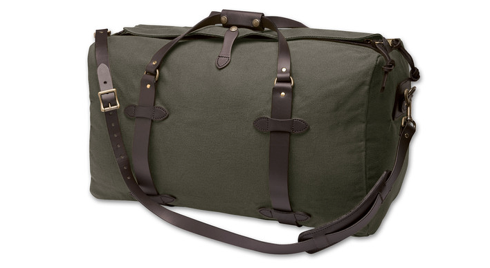 12 Great Weekend Travel Bags by Trevor Morrow | Details Style ...