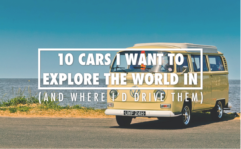 Best Road Trip Car: 10 Best Road Trip Cars For Exploring The World
