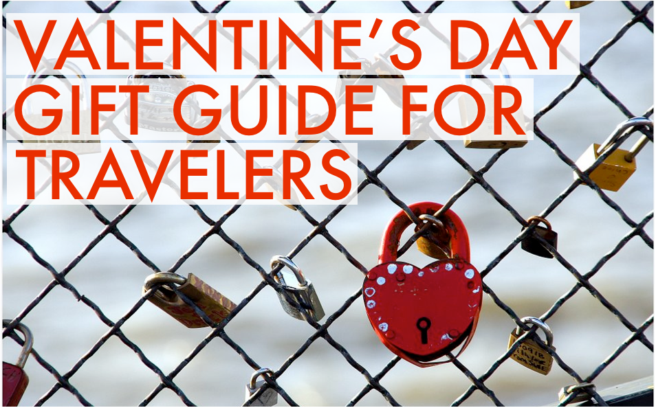Samantha Brown Luggage Qvc: Valentine's Day Gift Guide For Travelers