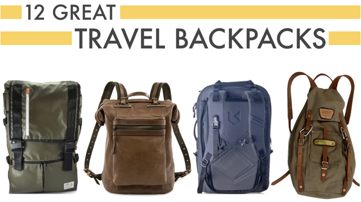 Travel Backpack Review | Travel Backpacks For Men