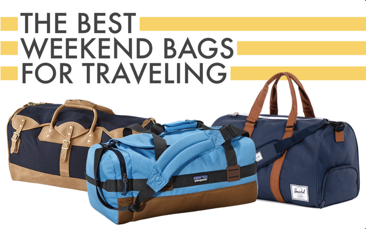 best duffle bags best weekend bags