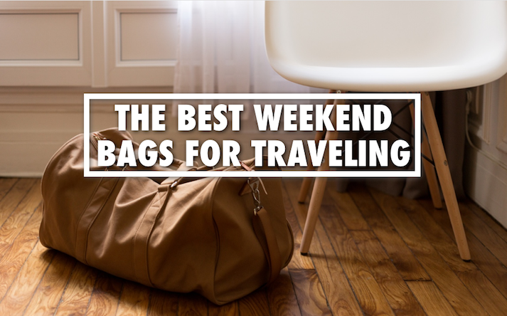 cf622133d 12 Best Weekend Bags For Men | Weekend Travel | TMT