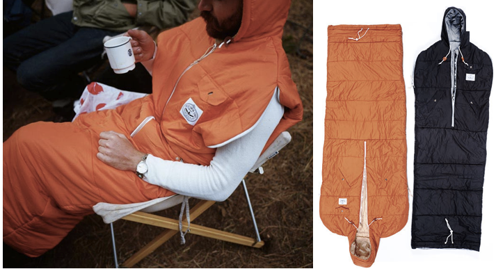 Best Camping Gear Glamping Gear | Polar The Napsack