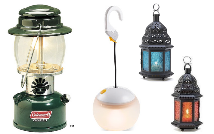 Best Camping Gear Glamping Gear | Camping Lights