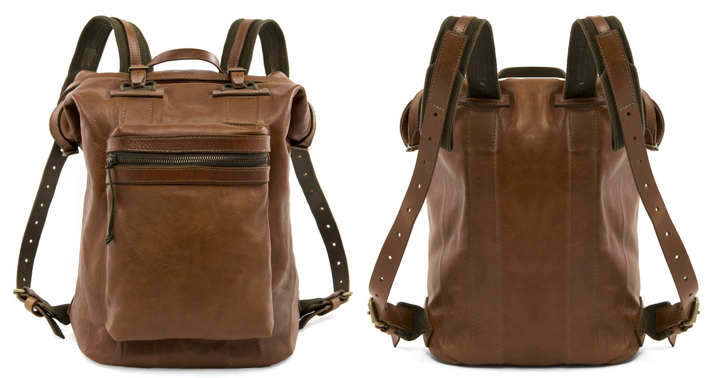 10 Great Travel Backpacks by Trevor Morrow | Details Style Syndicate