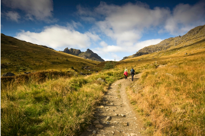 Hiking Scotland | John Muir Way | Walking Trails Scotland