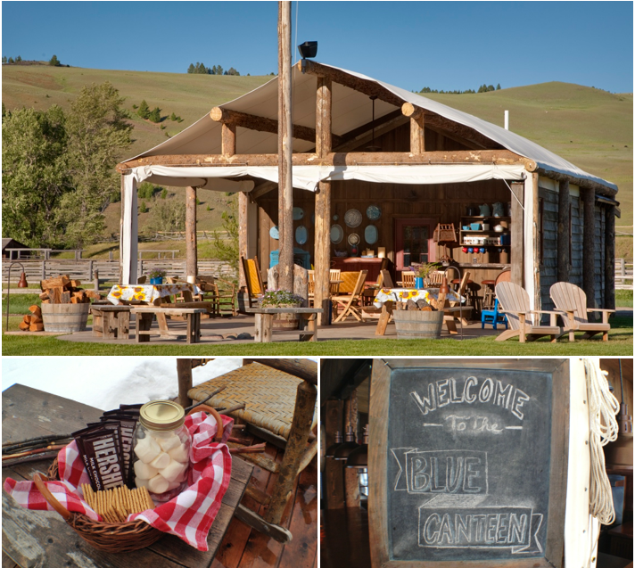 The Ranch At Rock Creek | Montana | Glamping
