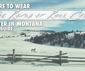 Where to Wear: The Ranch at Rock Creek