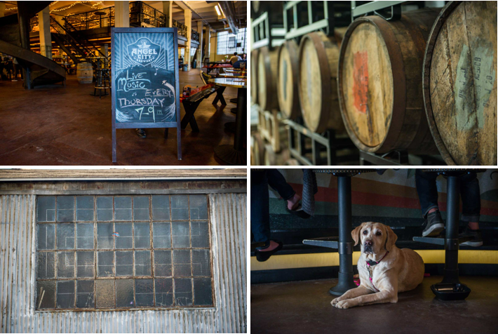 Arts District Los Angeles Things To Do | Shop Eat Drink Video Neighborhood Guide | Angel City Brewery