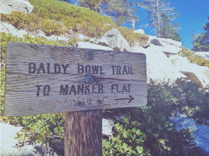 Mt Baldy Hike | Hiking Mount Baldy | Devil's Backbone | Map