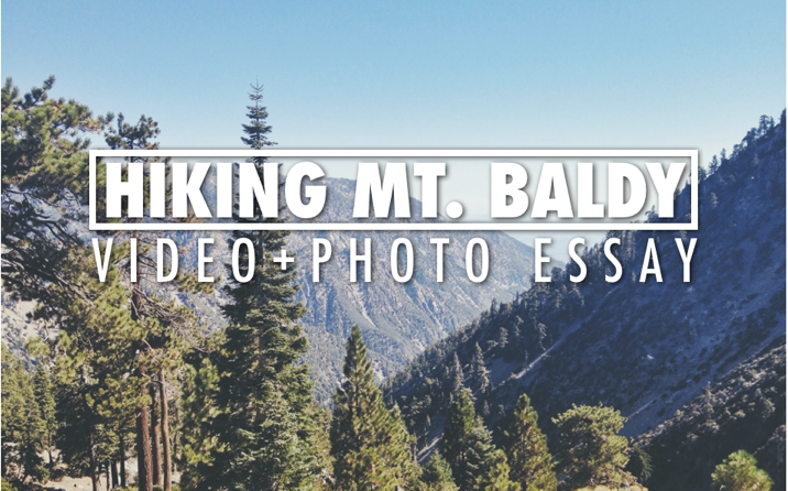 Hike Mt Baldy | Hiking Mount Baldy | Devil's Backbone