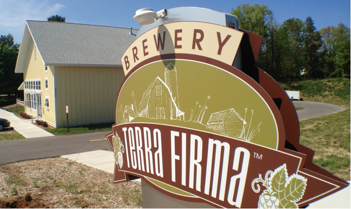 Traverse City Breweries - Terra Firma