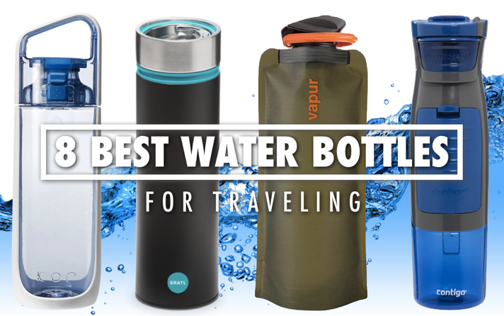 best water bottles for travel traveling