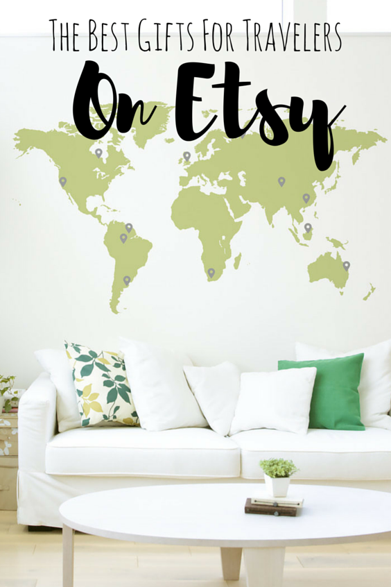 Best Travel Gifts on Etsy