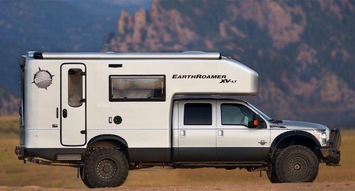 EarthRoamer | Earth Roamer | Expedition Vehicle