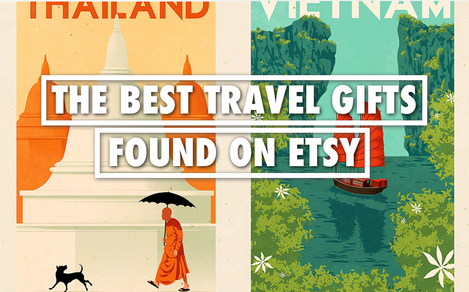 The Best Travel Gifts On Etsy Maps Amp Much More Tmt