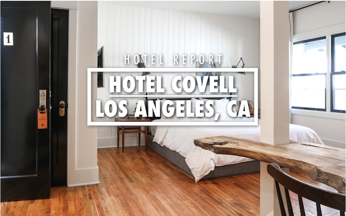 Hotel Covell Los Angeles