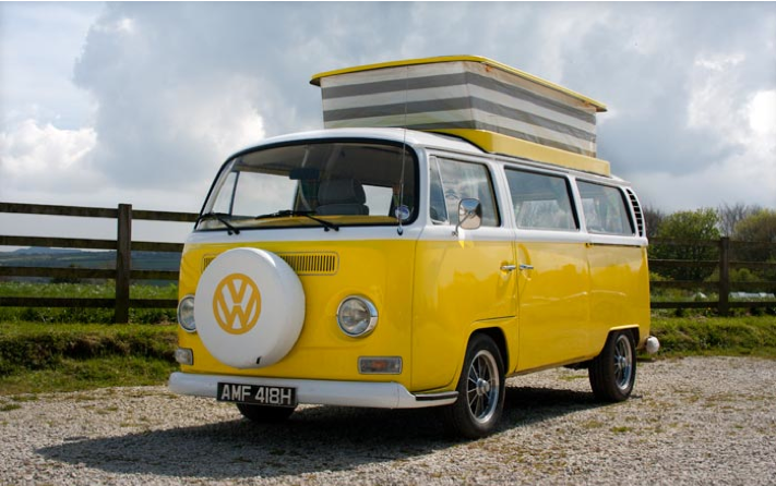 Town And Country Camper >> Top 5 Volkswagen Camper Van Rentals Around The World