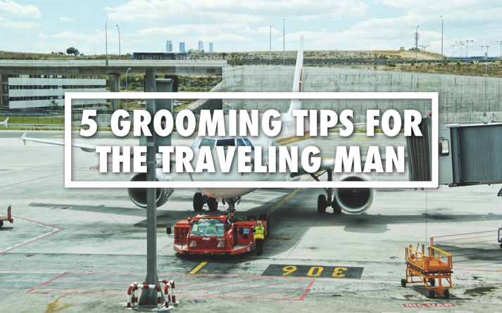 Best Travel Grooming Products For Men