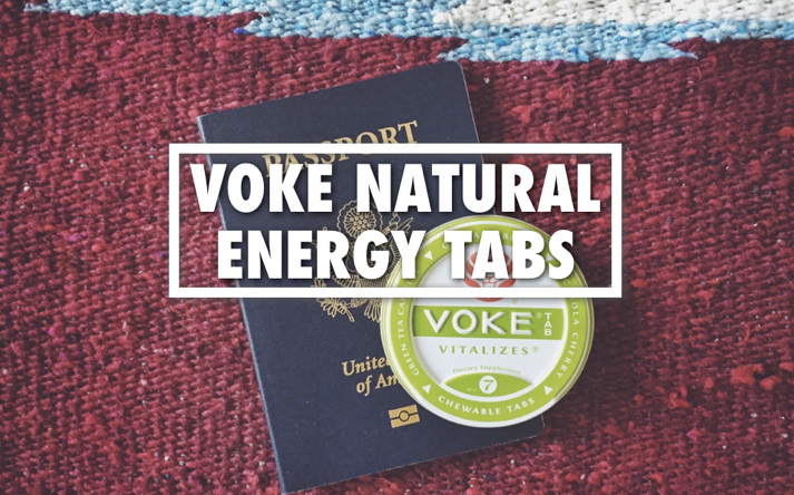 Voke Tab Natural Energy