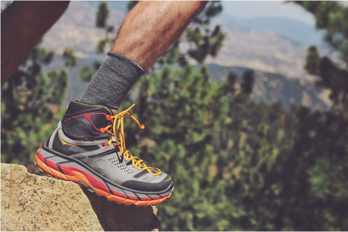 check out 9203d b1fb5 Hoka Tor Ultra Hi WP Hiking Boots | Photos & Review | TMT
