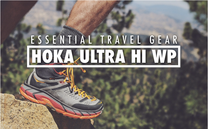 Hoka Tor Ultra Hi WP Hiking Boot