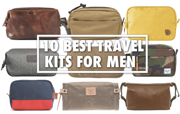 2f881c7b9724 10 Best Travel Kits For Men | Gear Report | TMT