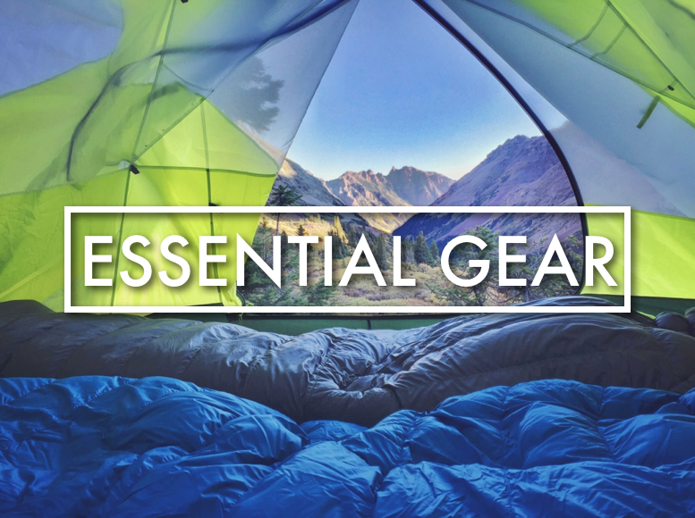 Backpacking Gear List
